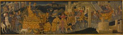The Triumph of Scipio Africanus, by Apollonio & Marco del Buono