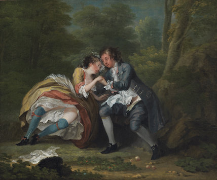 After, by William Hogarth