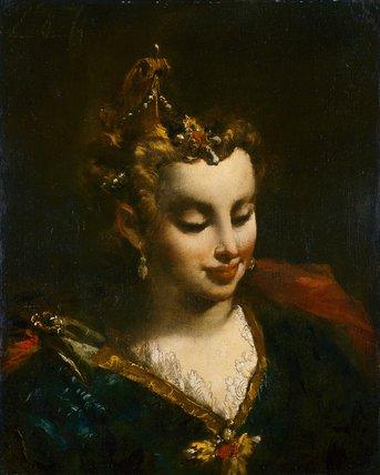 Pharaoh's Daughter, by Gianantonio Guardi