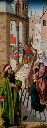 The Presentation of The Virgin, French School