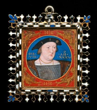 Henry VIII, by Lucas Hornebolt
