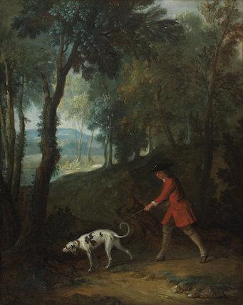 Le Limier, by Jean-Baptiste Oudry