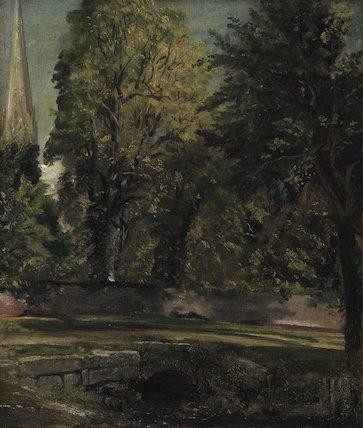 Salisbury, by Constable