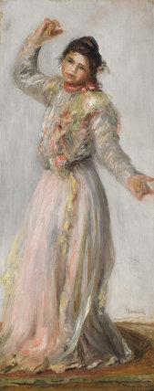 La danse, by Renoir