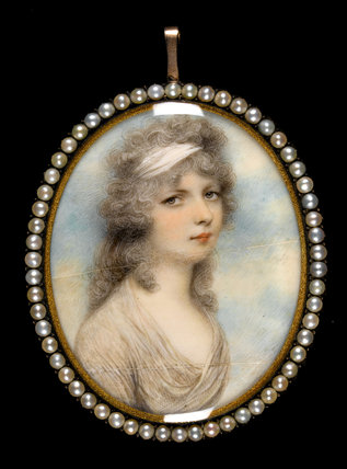 The Hon. Anne Rushout, by Andrew Plimer
