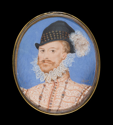 Charles Howard, after Nicholas Hilliard