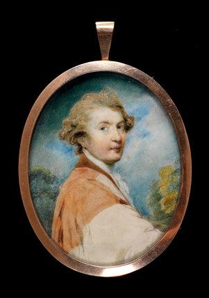 Sir Joshua Reynolds, by James Dixon