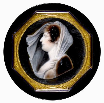 Marie Pauline Bonaparte, by L.B. Parant