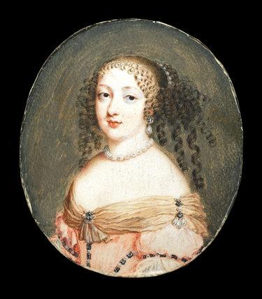 Hortense Mancini, Duchesse de Mazarin