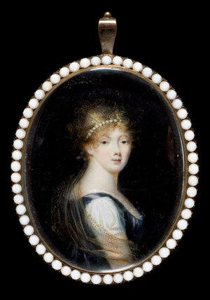 Portrait of The Marquise de Choiseul