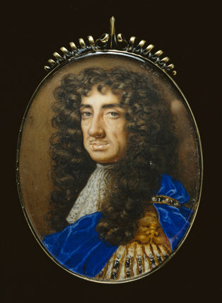 Charles II, by Nicholas Dixon (school of)