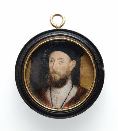 Sir Nicholas Carew, by Gerard Hornebolt