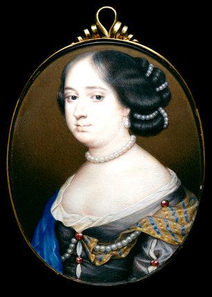 Anne Hyde, Duchess of York, by Richard Gibson