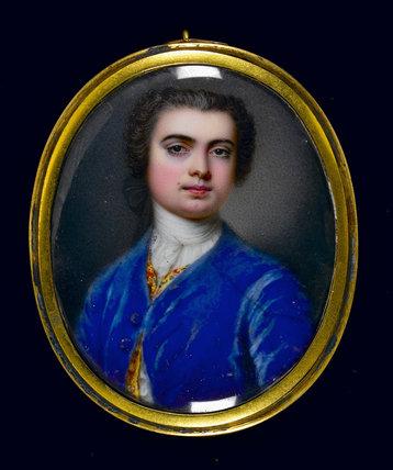 Carlo Maria Broschi (Farinelli), by William Prewitt
