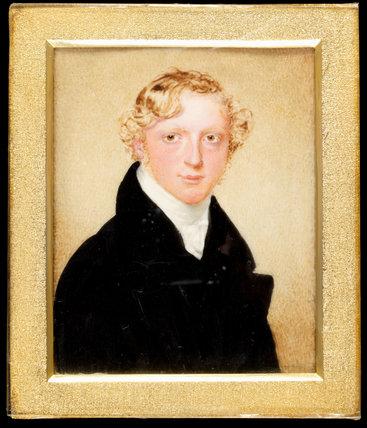 Portrait of Edward Arnold