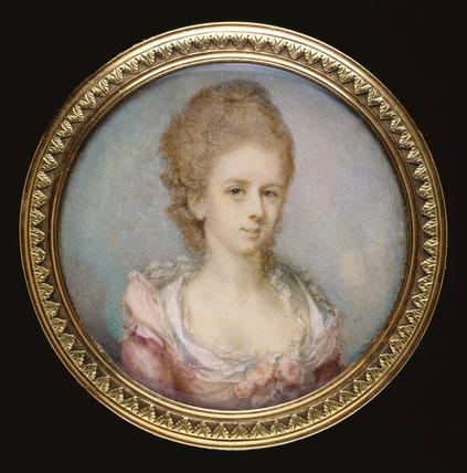 Elizabeth Montgomery, by Jeremias Mayer