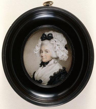 Mrs Margaret Tyers, by Jean Philip