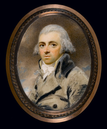 George Henry Arnold, by Henry Edridge