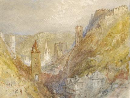 Bacharach, by Turner