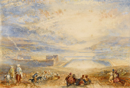 Pools of Solomon, by Turner