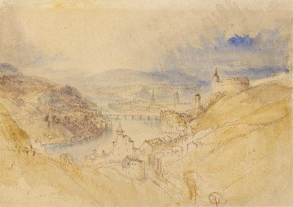 Schaffhausen, by Turner