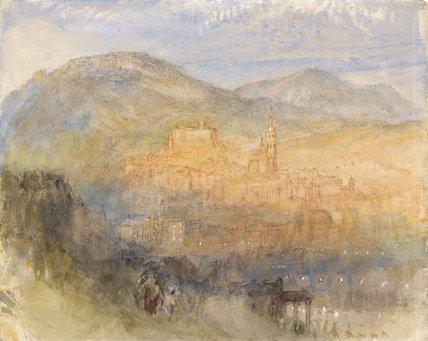 Heidelberg, by Turner