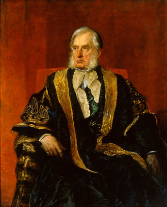 William Cavendish, by George Watts