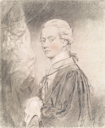 George John Spencer, Viscount Althorp, by John Downman