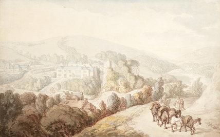 Landhearne, by Thomas Rownlandson