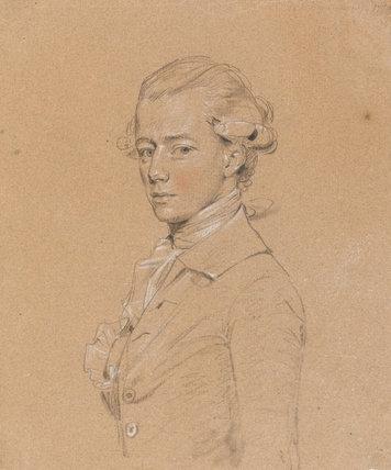 Mr Kennaway, by John Downman