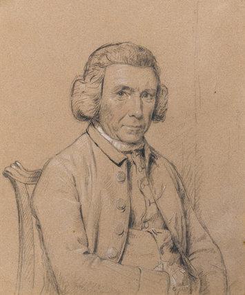 Hugh Downman, by John Downman