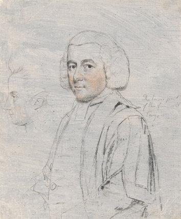 Dr Thomas Okes, by John Downman