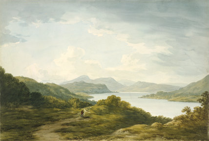 A View in the Lake District, by Warwick Smith