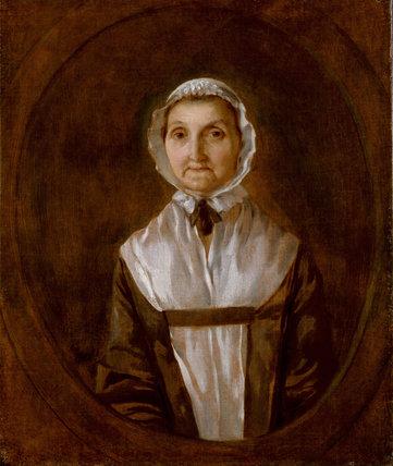 Mrs John Kirby, by Gainsborough