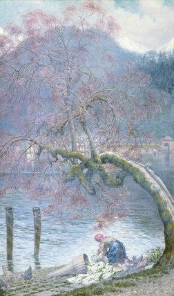 Tamarisk Tree, Lake Como, by Goetze