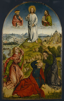 The Transfiguration, by Albert Bouts
