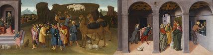 Story of Joseph, by Bartolomeo di Giovanni & Biagio d'Antonio