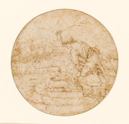 The Ermine as a Symbol of Purity, by Leonardo da Vinci