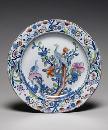 Staffordshire Plate, by G.M. & C.J. Mason