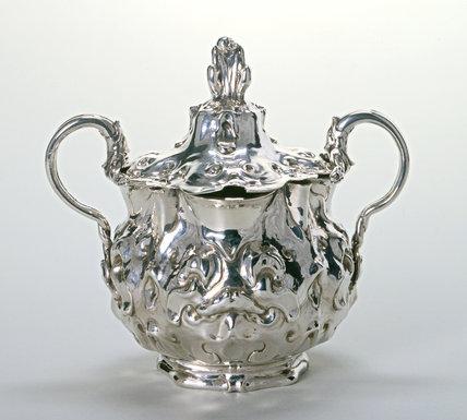 Two-Handled Cup, by Christian Van Vianen