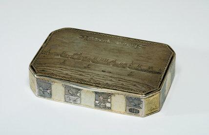 Silver Box, by Fedor Klimov Busckowski
