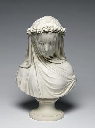 The Bride, after Raffaelle Monti