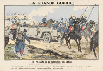 The President of the French Republic, La Grande Guerre