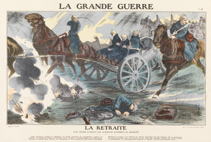 The Retreat, La Grande Guerre