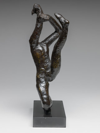 Movement de Danse H, by Rodin