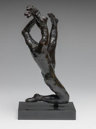 Movement de Danse H, by Rodin