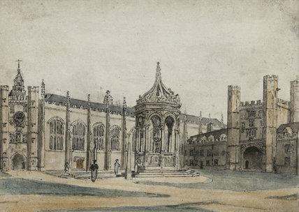 Trinity College, by W. Mason