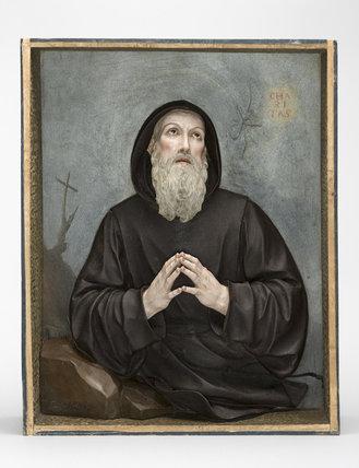 The Vision of San Francesco, by Giovanni Antonio Colicci
