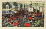 Grill Room of the Boston Lodge of Elks #10, 177 Huntington Ave., Boston, Mass.