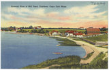 General View of Mill Pond, Chatham, Cape Cod, Mass.
